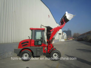 Zl15 1.5ton Small Mini Wheel Loader with Euro3 Engine pictures & photos