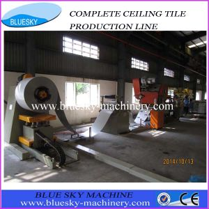 Ceiling Tiles Making Machine (MCTL-600)