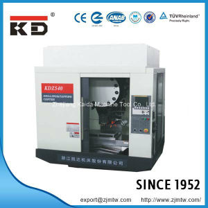 Kaida High Precision CNC Machine Tools -Drilling & Tapping Center Kdz500h pictures & photos