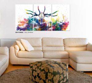 Wall Decoration Painting -- Art Series, Acrylic Painting, Glass Painting LED Painting pictures & photos