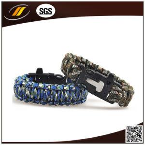 Factory Supply 550 Survival Paracord Bracelet pictures & photos