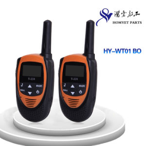 0.5W Small Size Interphone/Walkie-Talkie for Kids (HY-WT01 BO) pictures & photos