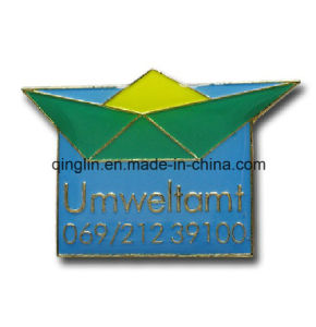 Customize Irregular Shape Soft Enamel Badge Pin/Lapel Pin (QL-Hz-0026) pictures & photos