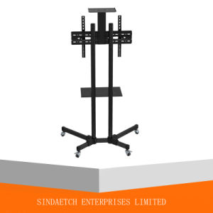 Cheaper TV Cart/ TV Trolley/ TV Mobile Stand pictures & photos