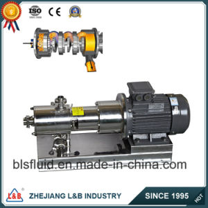 Industrial Dairy Inline Homogenizer Pump/Ointment Inline Homogenizer pictures & photos
