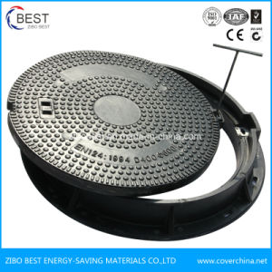Made in China En124 Corrosion-Resistance Composite Manhole Cover pictures & photos