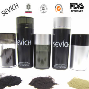 High Quality Powder Hair Fibers Hair Product Hair Loss Concealers pictures & photos