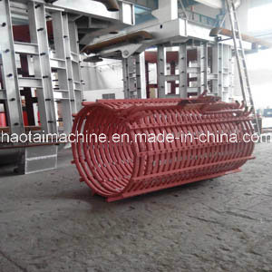 Steel Scrap Induction Melting Furnace pictures & photos