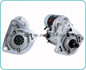 Starter Motor 028000-9140 24V 4.5kw 11t for Hino pictures & photos