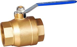 Dzr Brass Ball Valve/Watermark Ball Valve for Australia Market pictures & photos