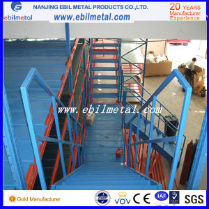 Top Use in Factory & Supermarket Steel Q235 Platforms pictures & photos
