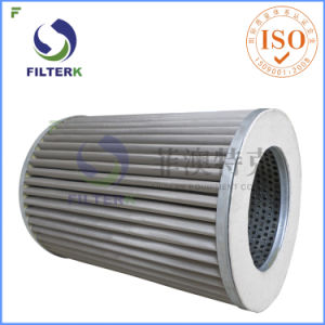 Filterk Replacement Italy Polyester Pleated Natural Gas Filter pictures & photos