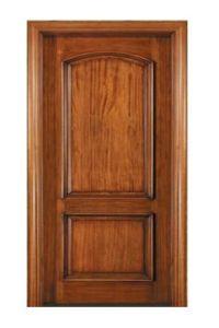 Classical Interior Wooden Door
