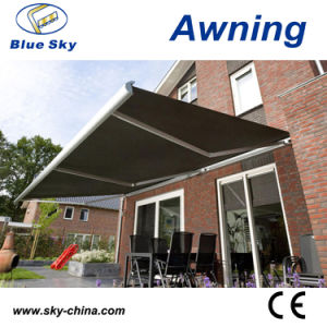 Popular Full Cassette Retractable Awning (B4100) pictures & photos