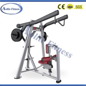 Seated Chest Press Machine/Gym Equipment Plate Load/Life Fitness Gym Equipment pictures & photos