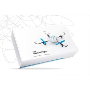 011119-2.4G 4CH 6-Axis Gyro RC Quadcopter Helicopter Drone 180 Inverted Flight pictures & photos