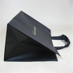 Custom Non Woven Polypropylene Tote Bag, Reach Compliance (MECO131) pictures & photos
