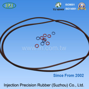 Colorful Silicone Rubber O-Ring