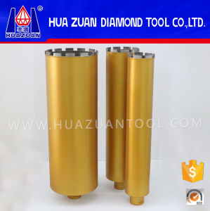 Huazuan Stone Drilling Tools, Diamond Core Drill Bit, Drilling Bit pictures & photos