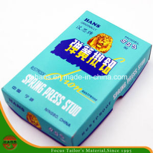Lion Brand Good Quality Spring Press Stud Button pictures & photos