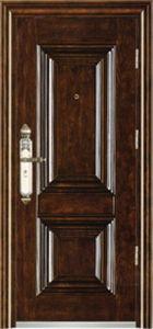 Steel Doors (WX-S-308) pictures & photos