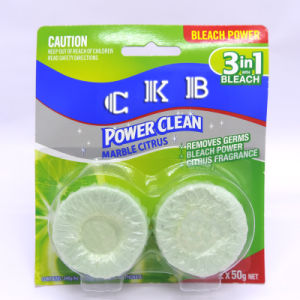 in-Cistern Bleach Block, Detergent, Household Cleaning, Toilet Cleaner