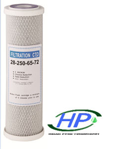 Carbon Filter for Domestic RO Water System (CTO) pictures & photos