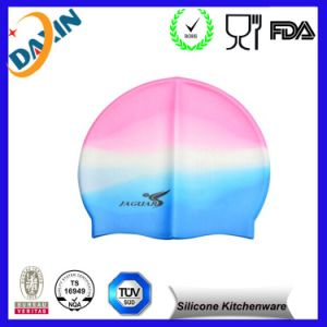 Silicone Swimming Cap Kids Swim Cap Design Swimming Cap pictures & photos