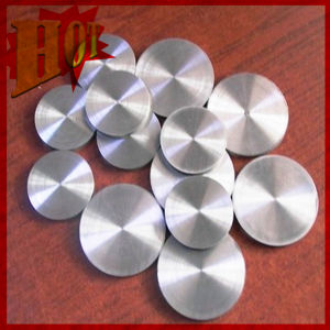 67% Al 33% Titanium Alloy Target for Coating Buyers pictures & photos