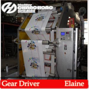 Fruit Printing Machine PE Film Printed pictures & photos
