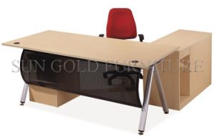 Popular Domino Tables Cheap Office Big Lots Computer Desk (SZ-OD346) pictures & photos