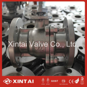 ANSI Carbon Steel Wcb Ball Valves Flanged Ends