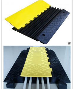 Heavy Duty Rubber Cable Protectors pictures & photos