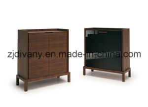 Divany Furniture Modern Living Room Wooden Wine Cabinet (SM-D23) pictures & photos