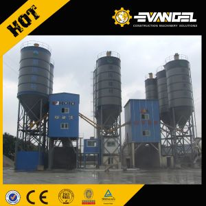 Fixed Skip Type Low Cost Concrete Batching Plant 0hzs90/2hzs9 pictures & photos
