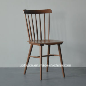 Wholesale Cafe Canteen Dining Solid Wood Chair (SP-EC665) pictures & photos