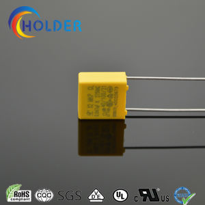 Box Metallized Polypropylene Film Capacitor (X2 0.047UF/275V) pictures & photos