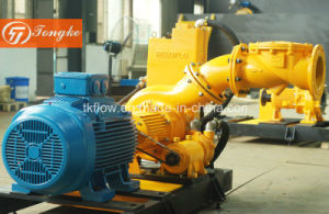 Electric Water Circulation Self-Priming Pump pictures & photos