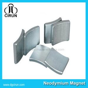 Customized Arc Shape Windmill Neodymium Magnets