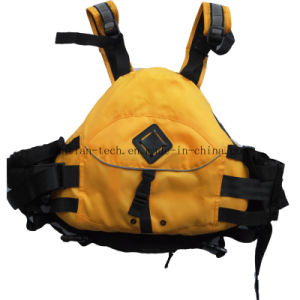 Fashionable Outdoor Sport Kayak Lifejacket for Lifesaving and Safety pictures & photos