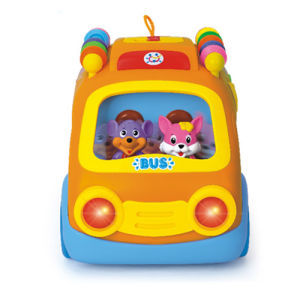 Plastic Educational Toys Kid Intellectual Bus (H0895098) pictures & photos