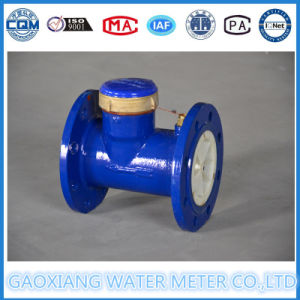 Large Caliber Horizontal Woltman Wet Type Water Flow Meter pictures & photos