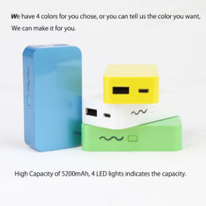 Portable Best Quality Power Bank for Mobile Phone pictures & photos