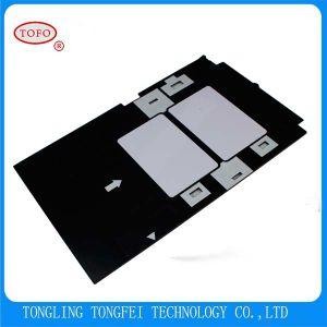 PVC ID Card Inkjet A4 Inkjet Printable PVC Plastic Card pictures & photos