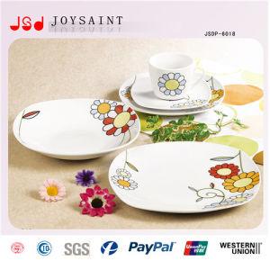 Square Shape Ceramic Table Ware