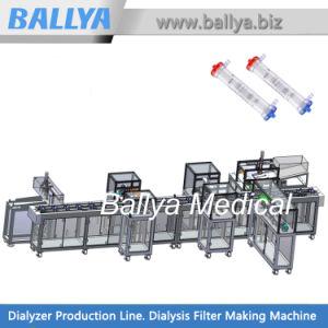 Germany Membrane Low Flux High Flux Blood Dialyzer Manufacture Machine Plant