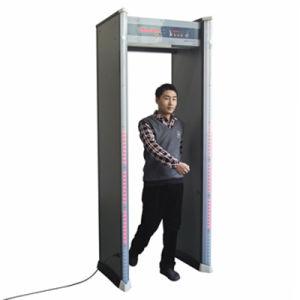 6 Zone High Sensitivity Walk Through Metal Detector pictures & photos