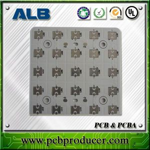 LED Aluminum Printed Circuit Board Substrate