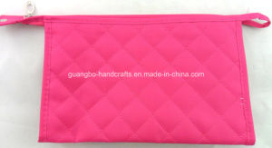 Custom Fashion Ladies Promotional Gift Zipper Cosmetic Bag (GBBG300) pictures & photos