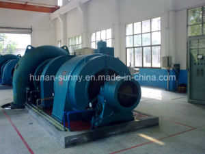 Francis Hydro (Water) Turbine Hla215/ Hydropower Turbine-Generator pictures & photos